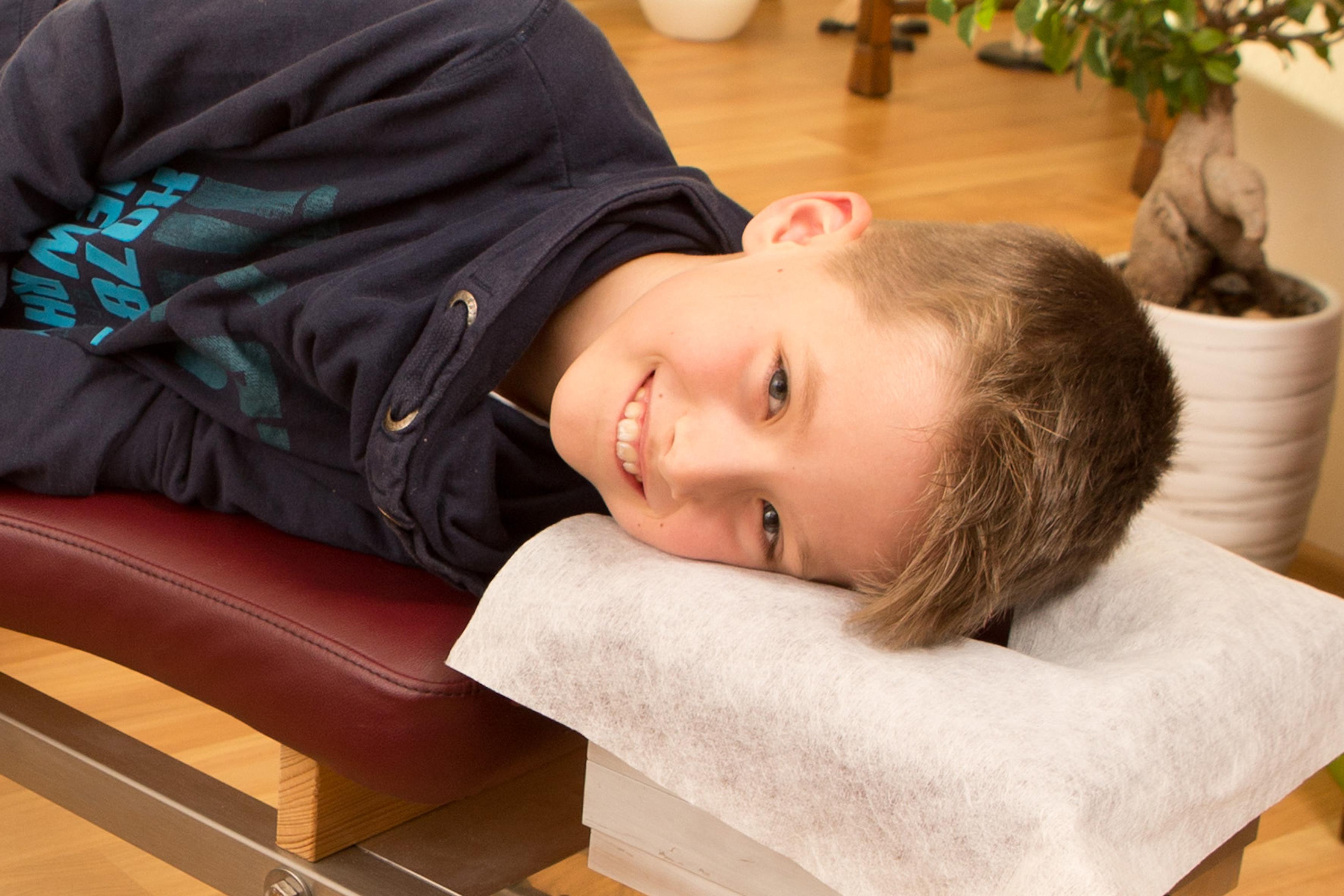 Atlastherapie für Kinder